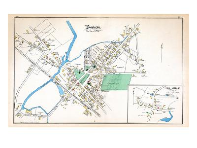1889, Townsend 1, Mill Village, Massachusetts, United States--Giclee Print