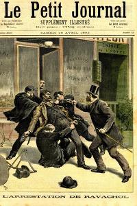 1890s France Le Petit Journal Magazine Cover