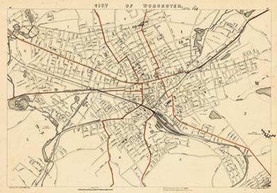 1891, Worcester City, Massachusetts, United States