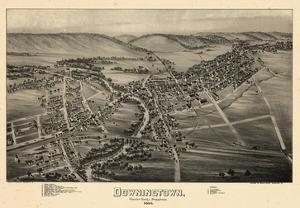 1893, Downingtown, Pennsylvania, United States