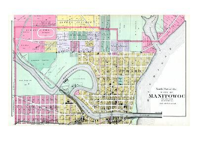 1893, Manitowoc City - North, Wisconsin, United States--Giclee Print