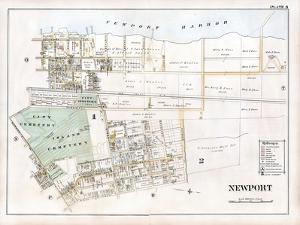 1893, Newport Plate S, Rhode Island, United States