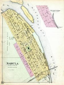 1893, Sabula, Iowa, United States