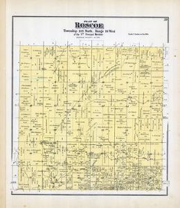 1894, Roscoe Township, Zumbro River, Minnesota, United States