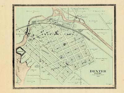 1895, Dexter, Michigan, United States--Giclee Print