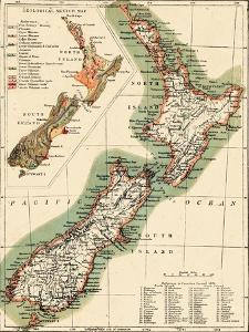 1895, New Zealand