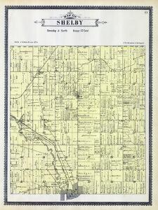1895, Shelby Township, Utica, Depew Siding, Disco, Michigan, United States