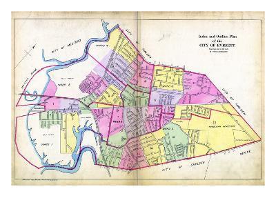 1896, Everett, Massachusetts, United States--Giclee Print