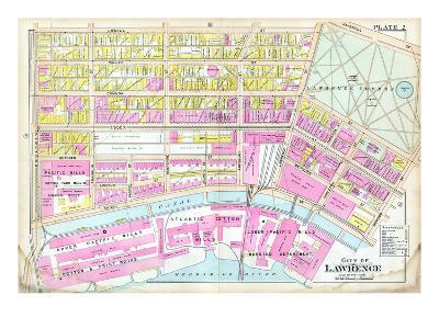 1896, Lawrence, Massachusetts, United States--Giclee Print