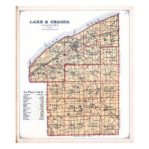 1898, Lake and Geauga Counties, Ohio, United States
