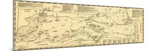 1900, Lake Cobbosseecontee, Winthrop, Manchester, Litchfield, Monmouth, Maine, United States