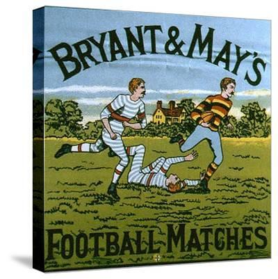 1900s UK Bryant and May's Label