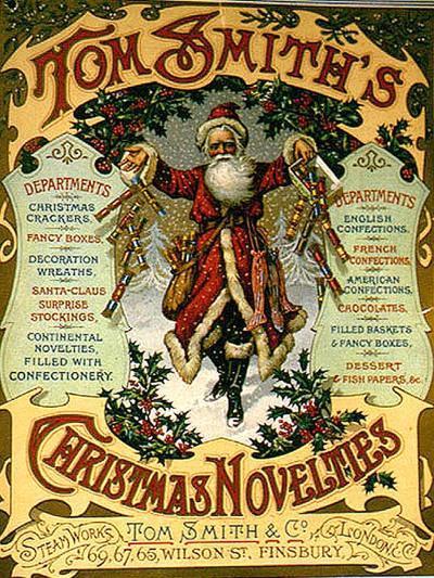 1900s UK Tom Smith's--Giclee Print