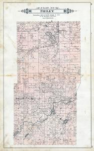 1903, Briley Township, Valentine lake, Leach Lake, Bass Lake, Michigan, United States