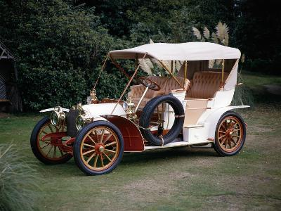 1904 Mercedes 28/32 Hp--Photographic Print