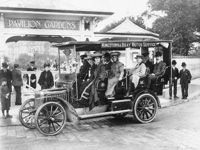 1906 Albion A3 12-Seater Charabanc, (C1906)--Photographic Print