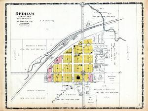 1906, Dedham, Iowa, United States