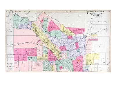 1906, Edwardsville - North, Illinois, United States--Giclee Print