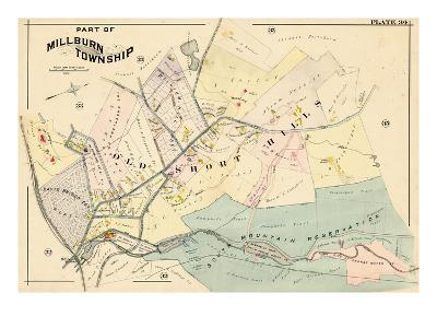 1906, Millburn, New Jersey, United States--Giclee Print