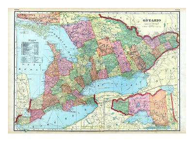 1906, Ontario, Canada--Giclee Print