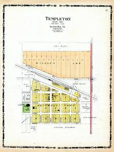 1906, Templeton, Iowa, United States