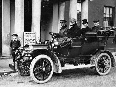 1907 Argyll Car, (C1907)--Photographic Print