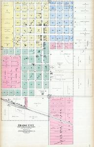 1908, Orange City, Iowa, United States