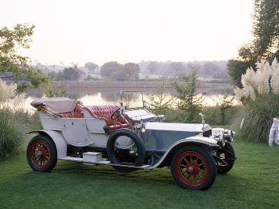 1909 Rolls-Royce Silver Ghost--Photographic Print