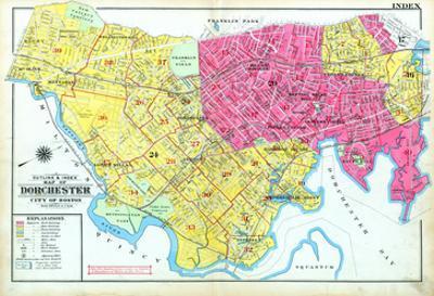 1910, Boston, Dorchester, Massachusetts, United States
