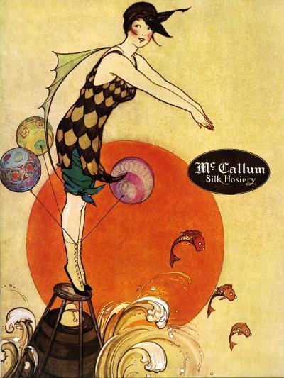 1910s USA McCallum Magazine Advertisement--Giclee Print