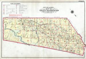 1911, Philadelphia, Ward 22, Pennsylvania, United States