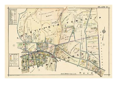 1912, Berwyn, Pennsylvania, United States--Giclee Print