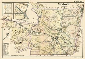 1912, Newtown Township, Pennsylvania, United States