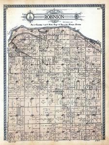 1912, Robinson Township, Grand River, Michigan, United States