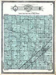 1913, Benton Township, Potterville, Michigan, United States