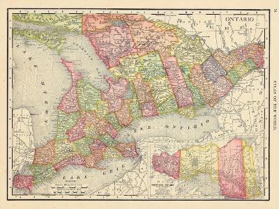 1913, Canada, Ontario, North America, Ontario--Giclee Print