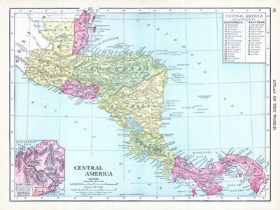 1913, Central America