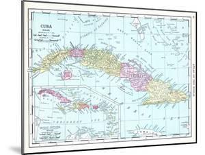 1913, Cuba, Dominican Republic, Jamaica, Puerto Rico, Central America