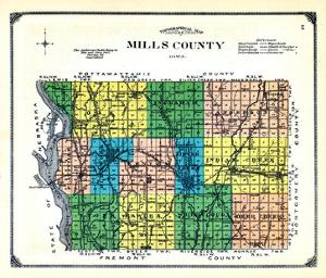 1913, Mills County, Iowa, United States