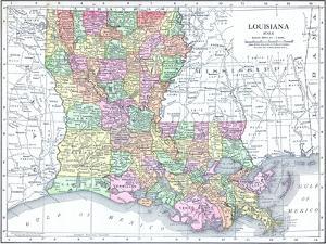 1913, United States, Louisiana, North America, Louisiana
