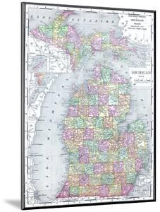 1913, United States, Michigan, North America