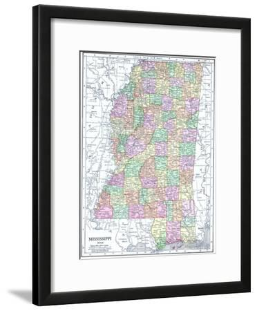 1913, United States, Mississippi, North America