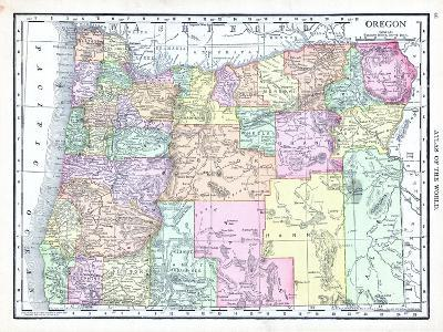 1913, United States, Oregon, North America--Giclee Print