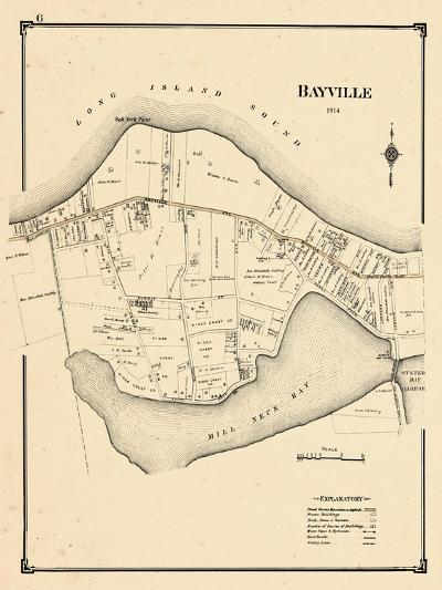 1914, Bayville, New York, United States--Giclee Print