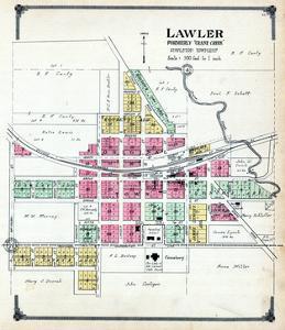 1915, Lawler, Iowa, United States