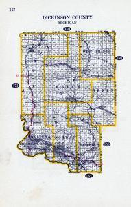 1916, Dickinson County, Michigan, United States