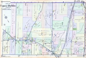1916, Upper Dublin Township, Jarrettown, Dresher, Horsham Sta., Pennsylvania, Unit