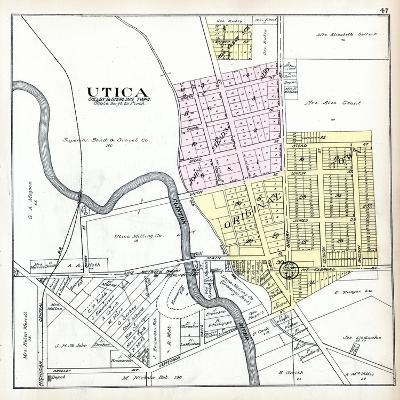 1916, Utica, Michigan, United States--Giclee Print