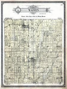 1916, Warren Township, Gerlach Subdivision, Center Line, Bear Creek, Michigan, United States