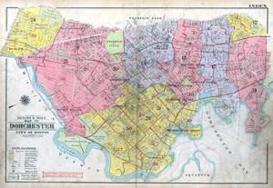 1918, Boston, Dorchester, Massachusetts, United States